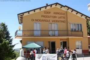 Il caseificio sociale di Nogarole.
