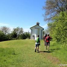 13 – raggiunta chiesetta del faldo