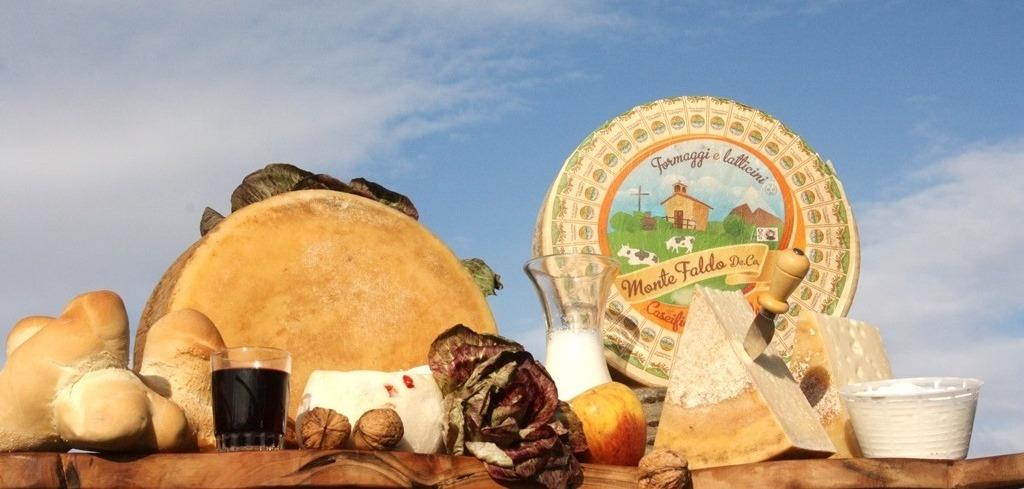 formaggi e latticini monte faldo de.co. nogarole