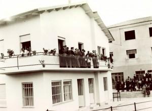 inaugurazione del caseificio 1962